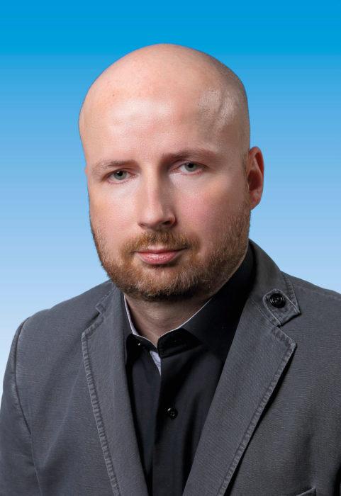 Bc. Kamil Bystrický