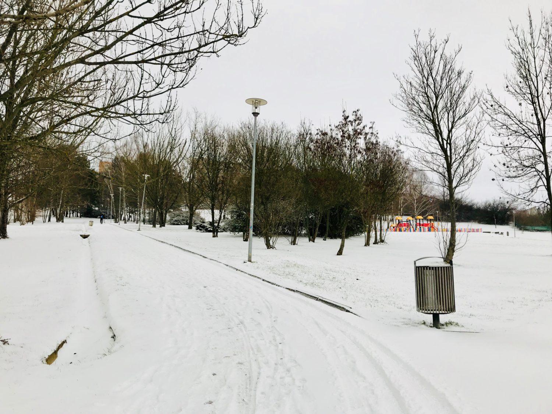 Park pod Juhom