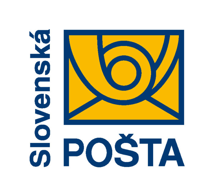 Slovenska pošta logo