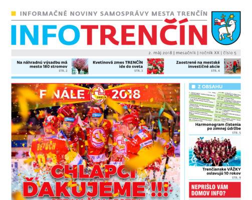 titulka novin info