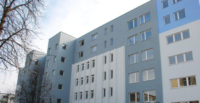 nájomné byty na Veľkomoravskej ulici
