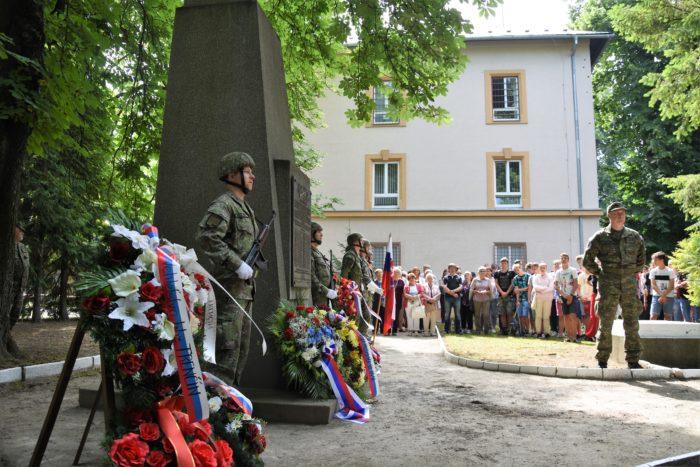 spomienka na vzburu v Kragujevaci