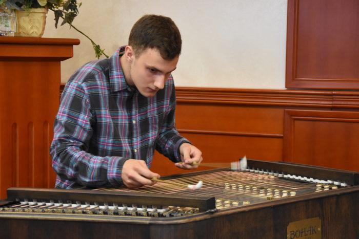 cimbalista Cibulka