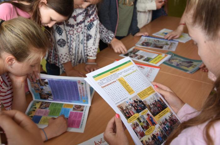 il školské časopisy
