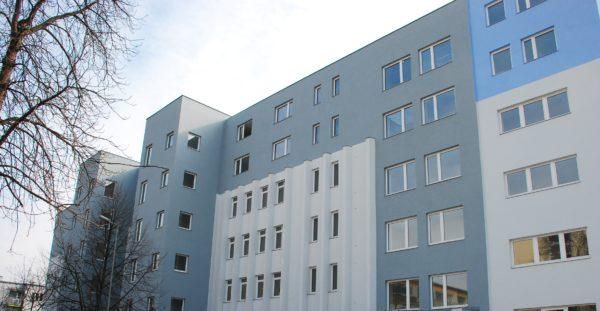 emsto pridelilo byty na Veľkomoravskej ulici