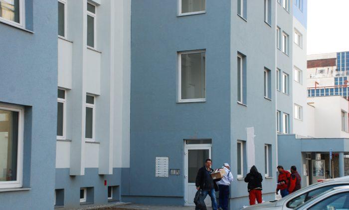 mesto pridelilo 43 nájomných bytov