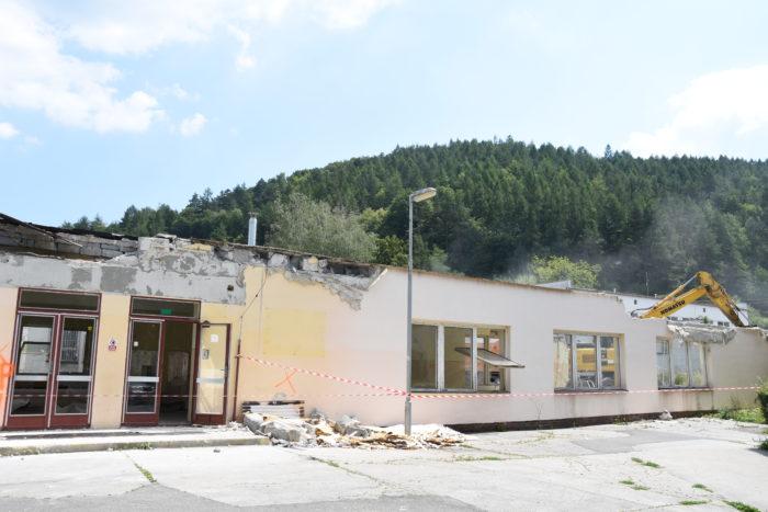 obnovujú spojovačku ZŠ Kubranská