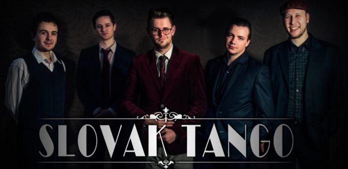 slovak tango reklamná fotka