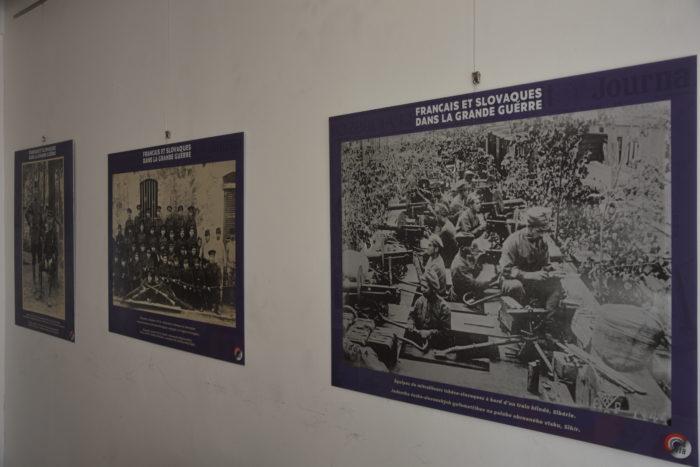 výstava k 100. výročiu ČSR