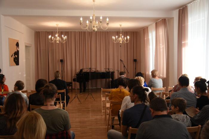 koncertná sála ZUŠ