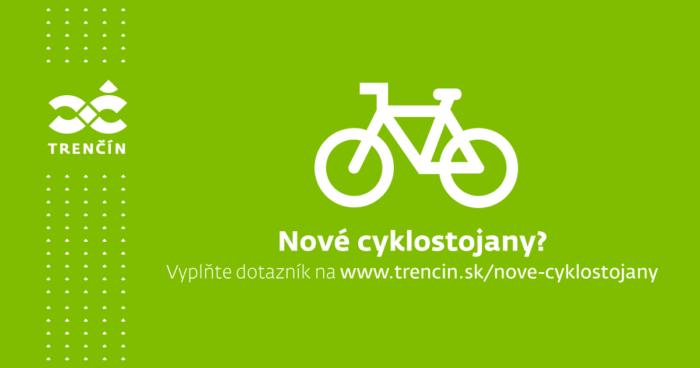 dotaznik cyklostojany