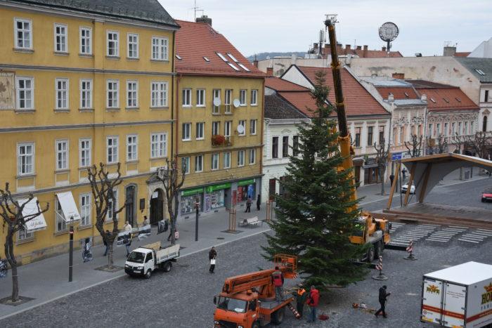 vianocny strom 2018
