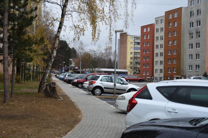 parkovisko Halašu