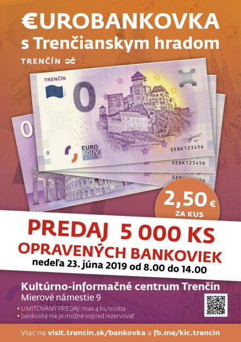 Eurobankovka jun 2019