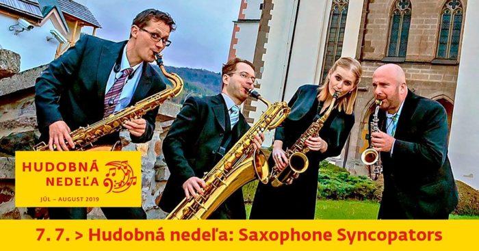 saxofone syncopators