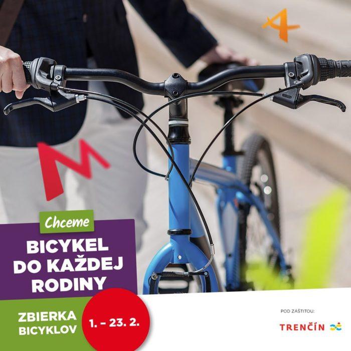 bicykel do rodiny