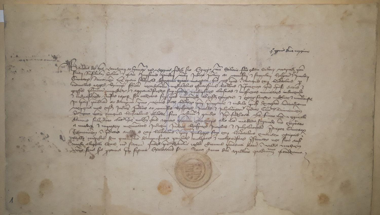 Kráľovná-Barbora-nariaďuje-Stiborovi-mladšiemu-aby-neukracoval-privilégiá-a-slobody-Trenčanov-a-nevyžadoval-neprávom-od-mesta-rôzne-dávky-a-poplatky-16.-september-1415.jpg
