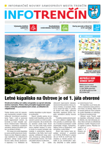 INFO Trenčín - júl 2020