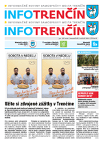 INFO Trenčín - august 2021