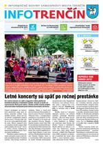 INFO Trenčín - júl 2021